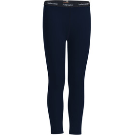 Icebreaker 200 Oasis Leggings Børn, midnight navy